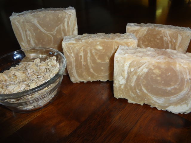 Oat-Milk & Honey Soap