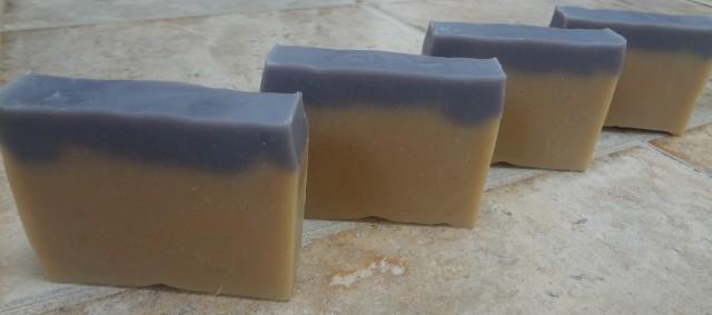 Bergamot & Chamomile Goat Milk Soap