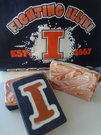 Illini Energy Soap